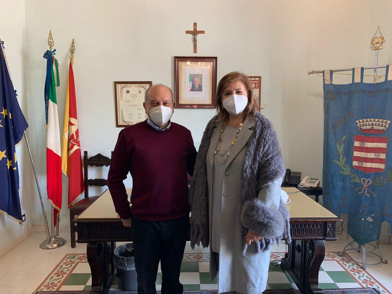 Paceco - Mariella De Luca neo assessore