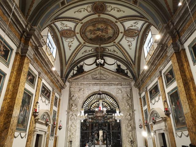 cappella Madonna di Trapani